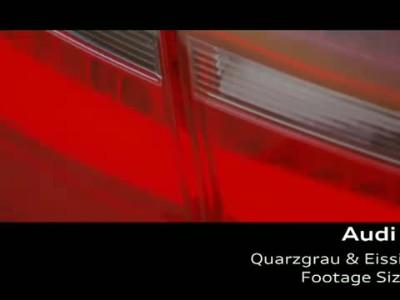 Audi A6 Driving