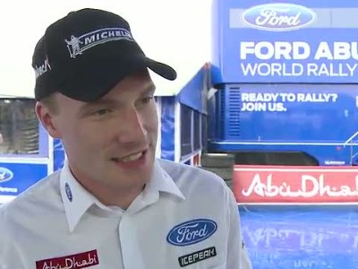 Rally Acropolis Preview - FORD WRC