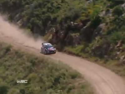 Citroen WRC 2011 - Acropolis Rally - Day 2