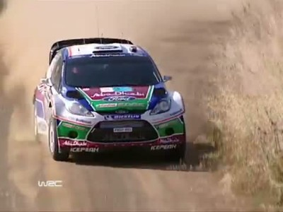 Rally Acropolis Review - FORD WRC