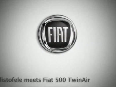 Fiat Mephistopheles and 500 TwinAir