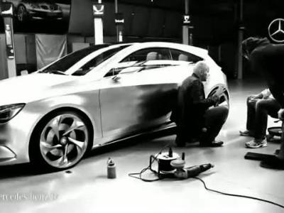 Terry Richardson Mercedes-Benz Shoot