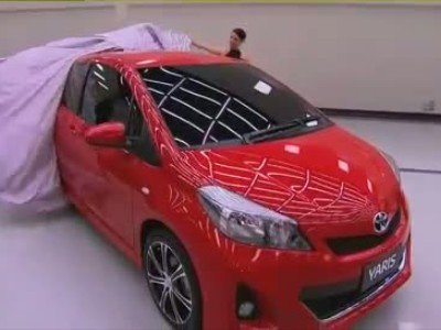Toyota Yaris 2012 3door