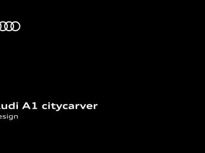 Audi A1 Citycarver design