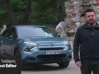 GOCAR TEST - Citroen E-C4 C-Cross