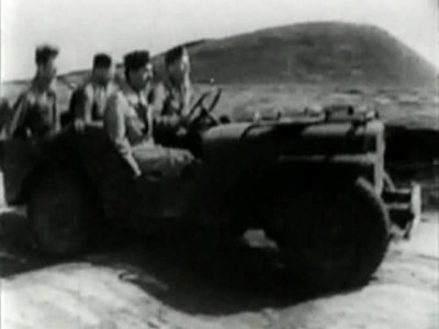 Historical Footage Jeep
