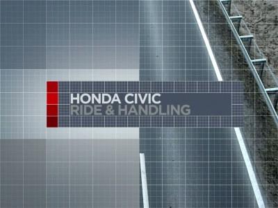 Honda Civic MK9 - Ride & Handling