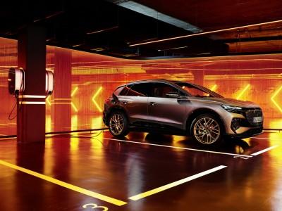 Audi Q4 e-tron & Q4 Sportback e-tron reveal 2021