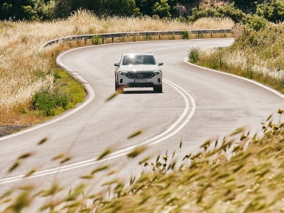 GOCAR TEST Mercedes-Benz EQA 250