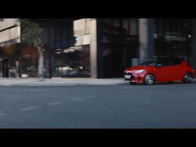 Toyota Yaris Hybrid Electric Technology_2020