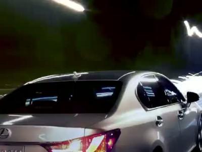 All-New 2013 Lexus GS