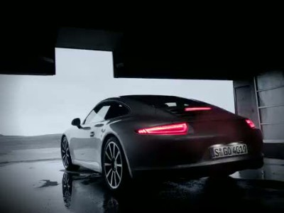 Porsche 911 revealed