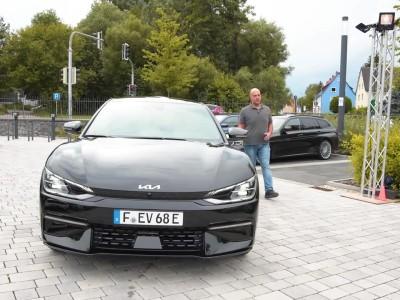 WCOTY 2021 - KIA EV6 TEST DRIVE