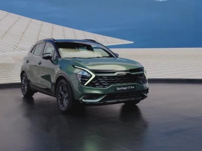 Προϊοντική παρουσίαση νέου Kia Sportage