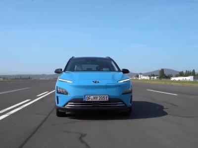 Hyundai KONA Electric 2021 Highlights