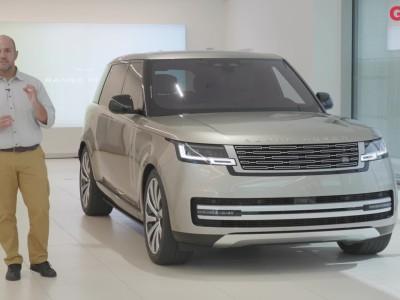 Range Rover - interview