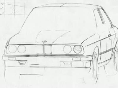 BMW 3 series 1982