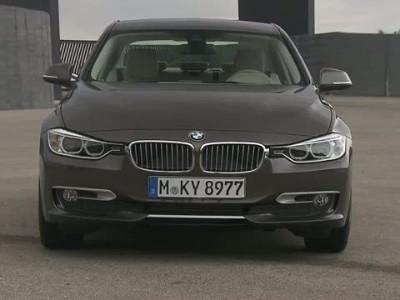 BMW 320d Modern Line exterior