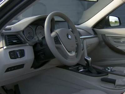 BMW 320d Modern Line interior