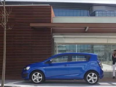 Chevrolet Aveo 5d & Sedan