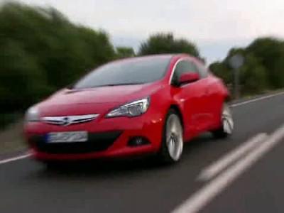Νέο Opel Astra GTC