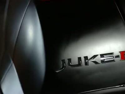 Nissan Juke-R reveal