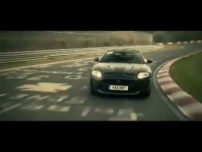 Jaguar XKR-S Convertible 2012 Nurburgring