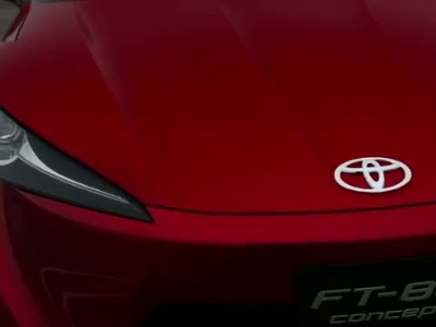 From Toyota FT-86 Concept to GT 86