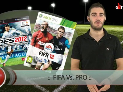 FIFA 12 vs PES 2012