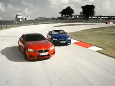 BMW M6 Coupe & M6 Cabrio
