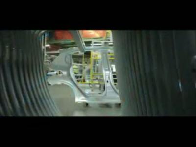 Fabrication de la Peugeot 208