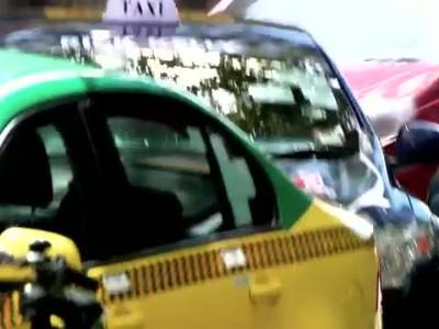 Red Bull Taxi Run